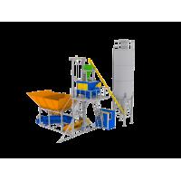 Мобильные бетонные заводы